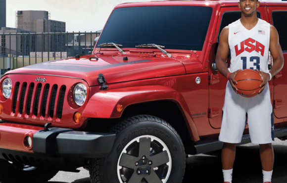 Jeep 6th Man Campaign with Bryan Cranston and Jalen Rose